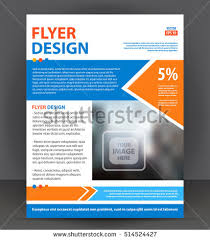 property pamphlet abstract flyer brochure cover layout design stock vector 514524427