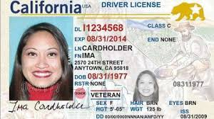 Real Californians Driver's Licenses To Show Sfchronicle com Residency Will Soon Ids Required Proofs 2 Of Get Be -