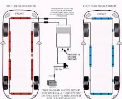 led wiring diagram neon wiring diagrams user posted image neon washer nozzles diagram