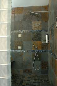Walk In Tile Shower Advantages And Disadvantages Of A Curbless Walk In Shower