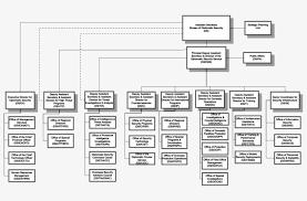 Updated Organizational Chart Of Bureau Of Customs Bureau Of Diplomatic Security Organization Chart Bureau Of