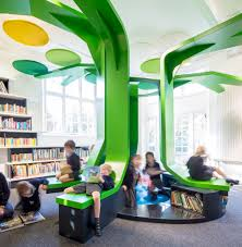 Small Picture Inspirational school libraries from around the world gallery