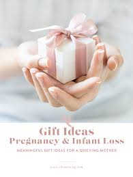 gift ideas for pregnancy infant loss miscarriage still birth infant loss
