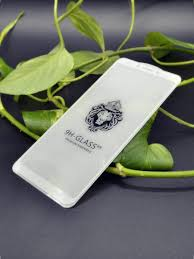 <b>Защитное стекло</b> 2D <b>INNOVATION</b> (белый) Samsung A6S ...