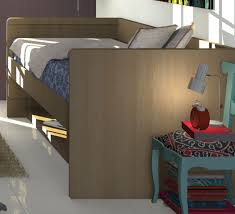 multifunctional furniture for small spaces. Simple Multifunctional Furniture Wooden Bed For Small Space With Chair Spaces I
