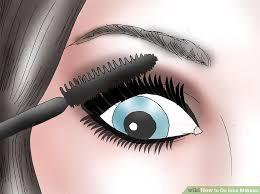 image led do emo makeup step 7
