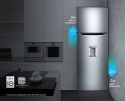 Energy Efficient Kitchen Appliances Lg Lt832bbwi Lg Refrigerator Door One Lg Arabia