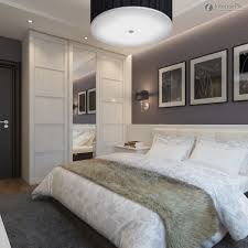 Mirror Ceiling Bedroom Apartments Contemporary Small Bedroom Ideas With White Closet