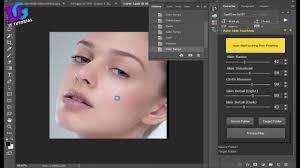 auto professional skin retouching plugin for photo