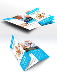 Brochure Trifold Template Free Free Medical Care And Hospital Trifold Brochure Template