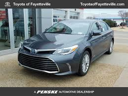 2018 New Toyota Avalon Hybrid Limited at Fayetteville Autopark ...