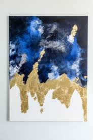 emerge into the world of abstract canvas painting