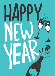 New Years Cards Funny Cards Free Postage Included