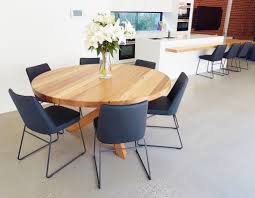 Round Dining Table Australia Lumber Furniture