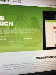 Web Design In Staffordshire Sb Designs Uk Sbdesignsuk Twitter