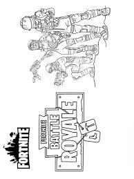 Kids N Funcom Coloring Page Fortnite Fortnite Battle Royale