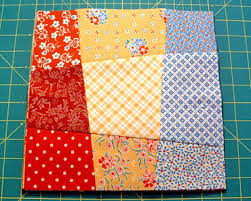 Crazy Nine Patch - oldie but goodie, a super easy block you can ... & When it comes to free quilt block patterns, learning how to make a nine  patch quilt block pattern is the type of project every quilter should learn  how to ... Adamdwight.com