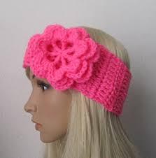 Crochet Flower Pattern For Headband Interesting Fashion Free Crochet Flower Pattern For Headband How To Crochet