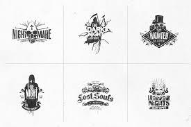 Templates For Logo Horror Logo Templates