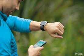 share your workout with fitbit