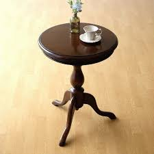 wooden side table natural wood coffee table round round wood completed solid wood asian furniture luxury