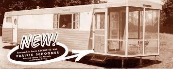 Retro Mobile Homes Vintage Mobile Home Ads