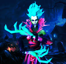 dota 2 death prophet by kotamikota on deviantart