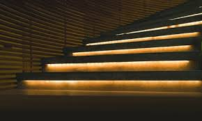 outdoor stairway lighting. odyssey strip lighting kit by aurora deck outdoor stairway