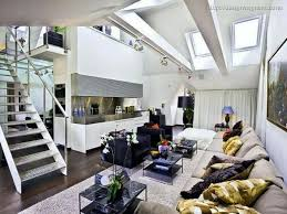 apartment furniture layout ideas. Loft Furniture Ideas Gorgeous High Ceiling Interior Of Idea Apartment Layout