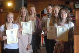 Students from area schools awarded Dean Hanson scholarships