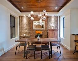 impressive light fixtures dining room ideas dining. Impressive-Rustic-Light-Fixtures-decorating-ideas-for-Dining-Room -Contemporary-design-ideas-with-Impressive-baseboard-brick-fireplace Impressive Light Fixtures Dining Room Ideas N