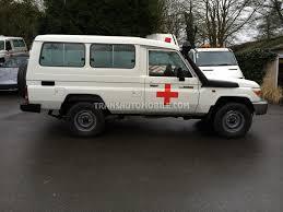 Toyota Land Cruiser 78 Metal Top - Ambulances Brand new ref:1197 ...
