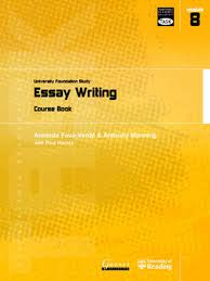essay writing by amanda fava verde anthony manning waterstones essay writing university foundation study course book transferable academic skills kit task