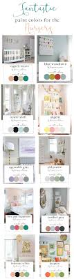 Fantastic Paint Colors for your Nursery | Nursery, Babies and Room