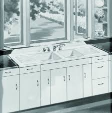 1940s kitchen sink with drainboard home design and decor