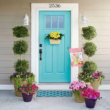 front door hangingsFront Door Decorations