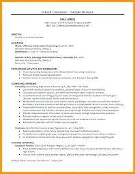 Sample Resume For School Counselor Counselor Cv Sample Psychotherapist Resume Career School