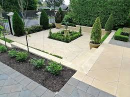 Small Picture Low maintenance front garden ideas
