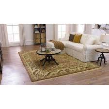 area rug chantilly brick 8 ft x 11 ft area rug