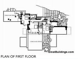CLIFF HICKMAN DESIGN AND CONSTRUCTION PFalling Water Floor Plans