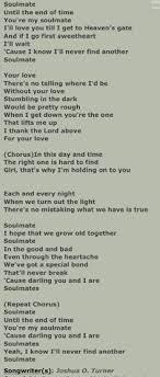 lyrics to \