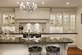 image of kitchen chandelier