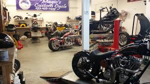 custom motorcycle services magic s custom cycle