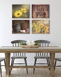 farmhouse wall art sets 4 prints or