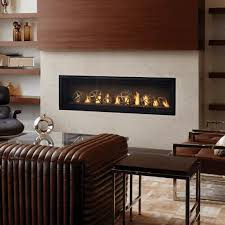 napoleon fireplaces luxuria 62 linear direct vent natural gas fireplace
