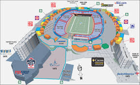 Gillette Stadium Parking Lot Map Maps Resume Designs