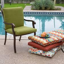 c coast cantara hinged outdoor seat cushion 40 x 20 in