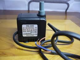 Giá Bơm Chìm 7w trong quạt điều hòa mini 220v 480 lít/giờ Điện máy Thiên