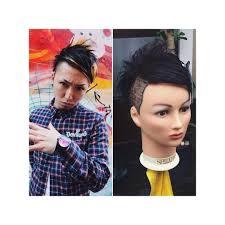Ami Nkmr Mahさんの髪型けっこう好き 面白いよね こういう