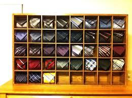 tie storage box finally received my tie display alternative necktie storage tie storage box diy
